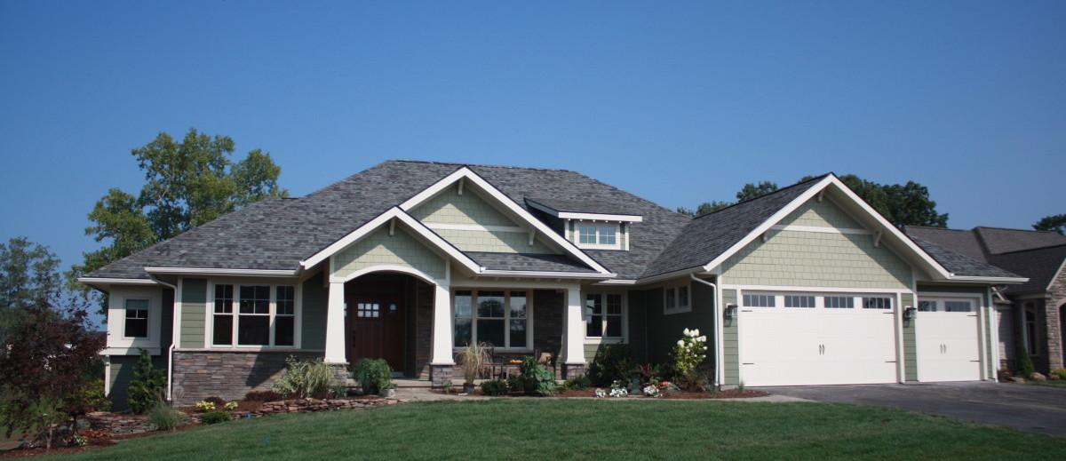 Award winning craftsman a perennial favorite order at for Award winning craftsman home designs